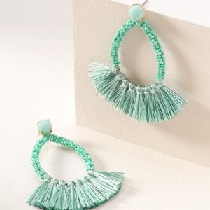 Anne Fringe Earrings
